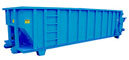 Open Top Solid Waste Container